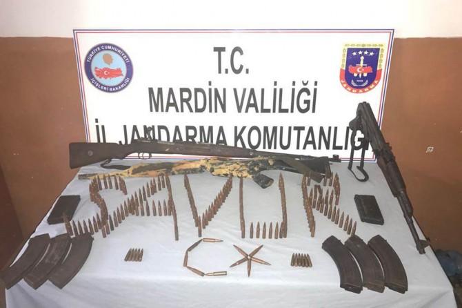 Mardin'de PKK operasyonu: 2 gözaltı