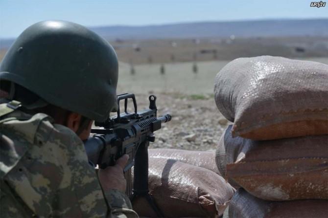 Gri listesinde aranan PKK'li Diyarbakır Lice'de öldürüldü