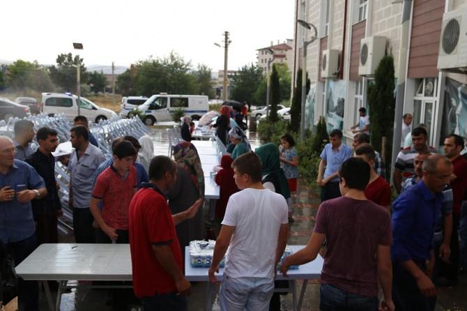 Kahramankazan'da 15 Temmuz şehitleri için mevlit okutuldu