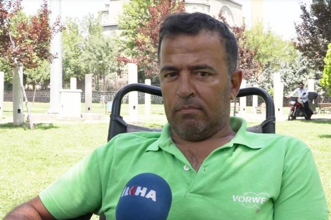 Diyarbakır'da dernek kuran diyaliz hastaları yardım bekliyor
