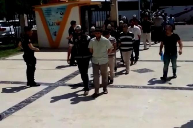 Şanlıurfa'da Bylock operasyonu: 22 tutuklama