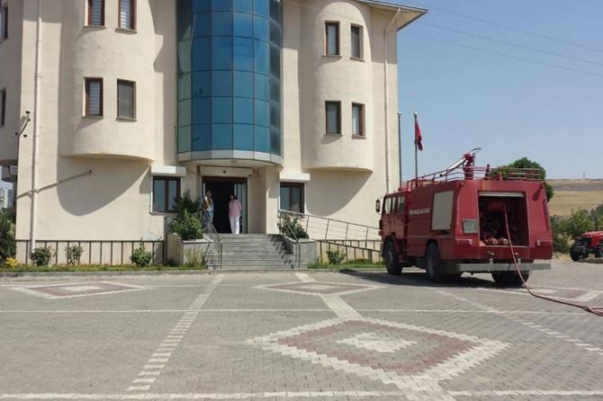 Organize Sanayi Bölgesi'nde acil durum tatbikatı yapıldı