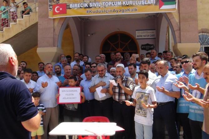 """""""Gün Siyonist çeteye karşı birleşme günüdür"""""""