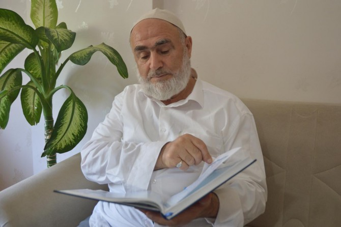 Adalet Bakanı Gül'ün babası İLKHA'ya konuştu
