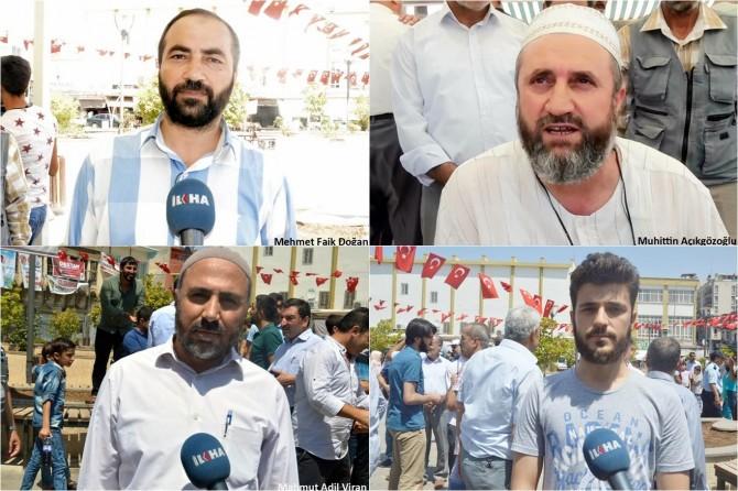 """Kudüs'e yürümeden Kudüs ve Mescid-i Aksa özgürlüğüne kavuşmaz"""