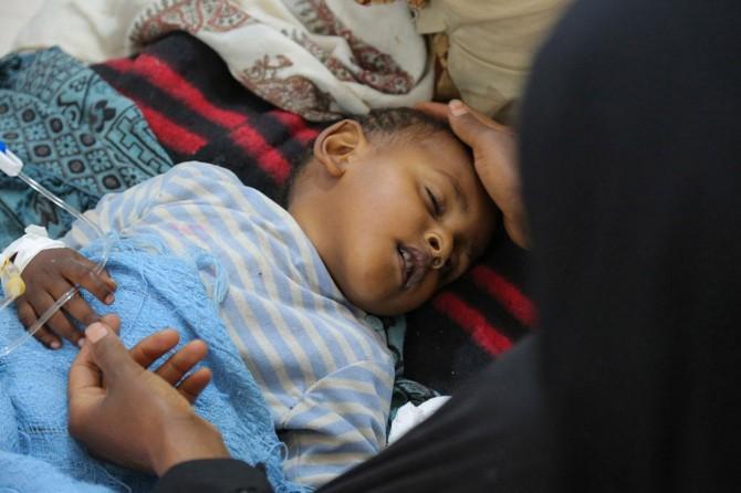 Yemen'deki kolera salgınında yaklaşık 2 bin kişi hayatını kaybetti