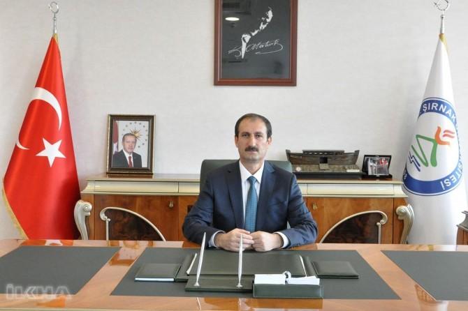 Rektorê Zanîngeha Şirnexê ji ber qrîza qelb jiyana xwe ji dest da