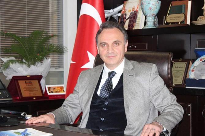 """DİKA Genel Sekreteri """"Gazeteciler ve Basın Bayramı""""nı kutladı"""