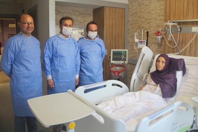 Bursa Kamu Hastanelerinde ilk organ nakli gerçekleşti