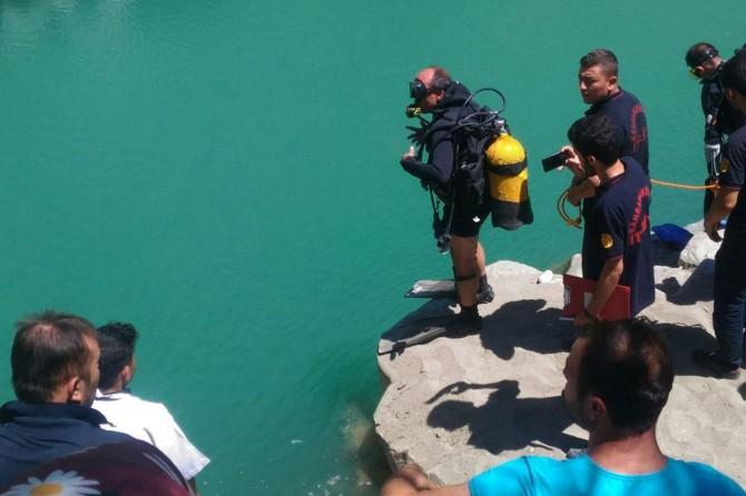 Kahramanmaraş'ta gölete giren Mustafa Bayazıt boğuldu