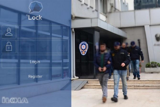 """Adana'da """"ByLock"""" operasyonu: 45 gözaltı"""