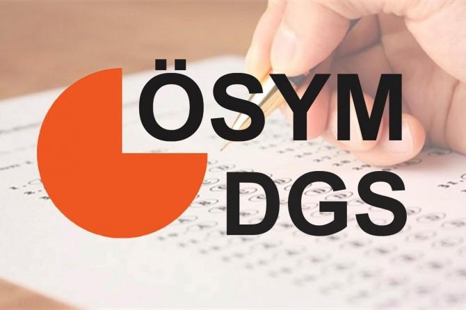 DGS soru ve cevapların tamamı aday erişimine açıldı