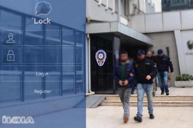 Li Edenê operasyona 'ByLock'ê: 45 binçavî