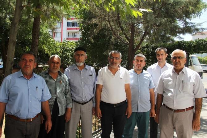 Diyarbakır Bağcılar Mahallesi sakinleri cami yetersizliğine çözüm istiyor