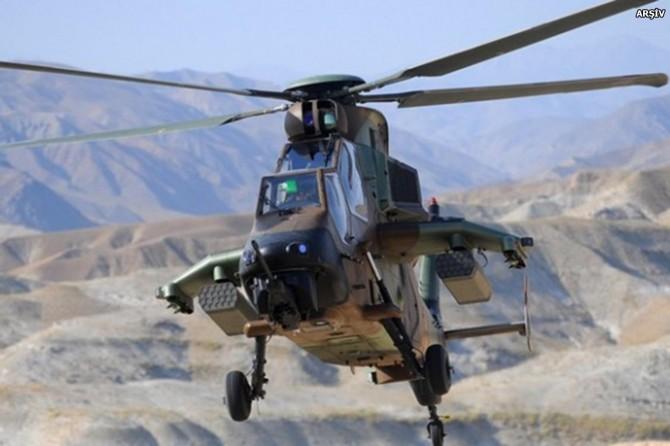 Almanya'ya ait askeri helikopter Mali'de düştü