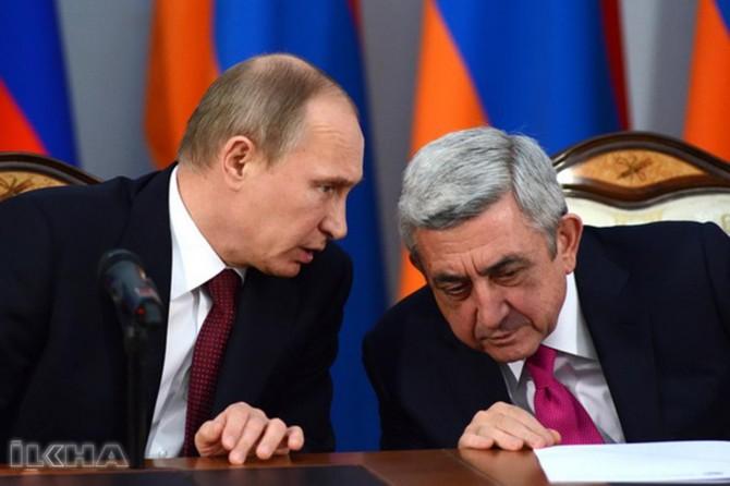 Rûsya û Ermenistan li ser artêşa hevpar li hev kirin