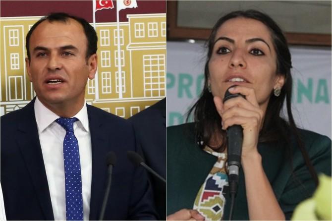 HDP'li Hezer ile Sarıyıldız'ın milletvekillikleri düşürüldü