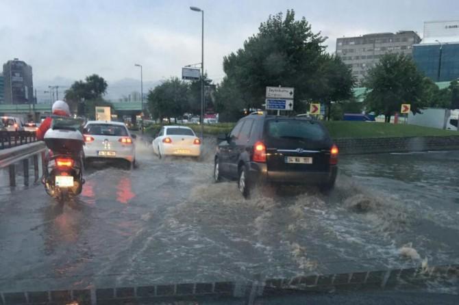 İBB'den yağış miktarı ve fırtına açıklaması