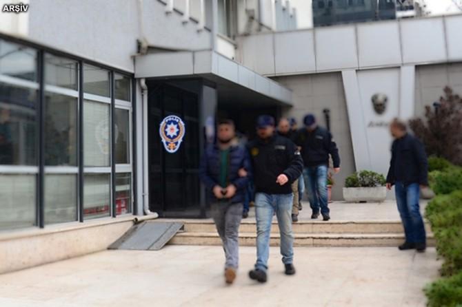 Van'da FETÖ operasyonu: 10 gözaltı