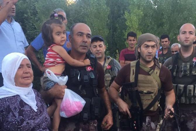 Mardin Savur'da kaybolan çocuk bulundu