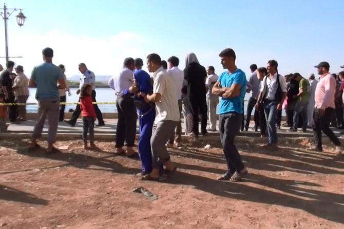 Şanlıurfa Birecik'te serinlemek amacıyla nehre giren Suriyeli genç boğuldu
