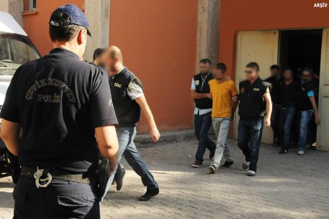 Muş Malazgirt'te PKK operasyonu: 16 gözaltı