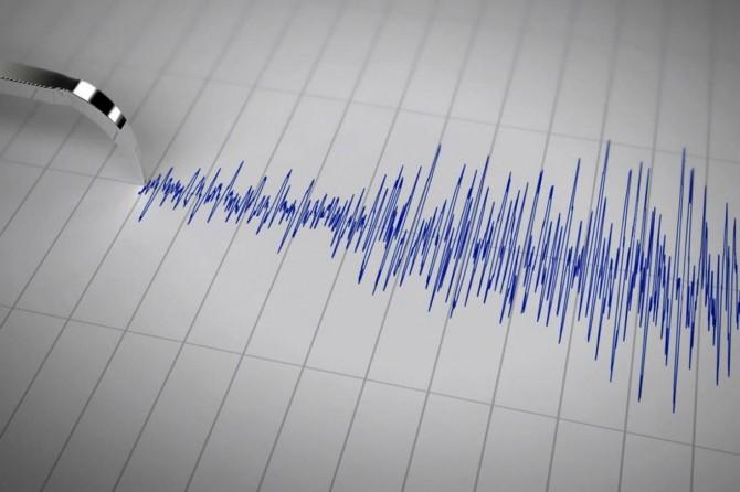 Van Saray'da 4.4 büyüklüğünde deprem