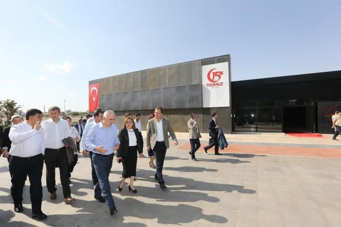 Gaziantep'i tüm şehirlere örnek gösteriyoruz