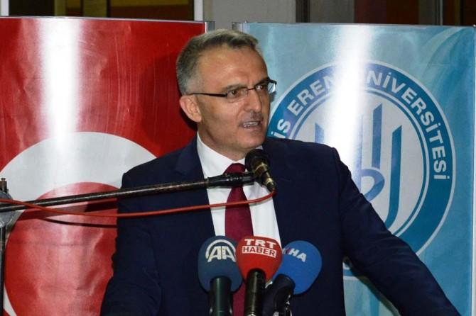 Bakan Ağbal: Hükümetin en önemli gündemi ekonomi olacak