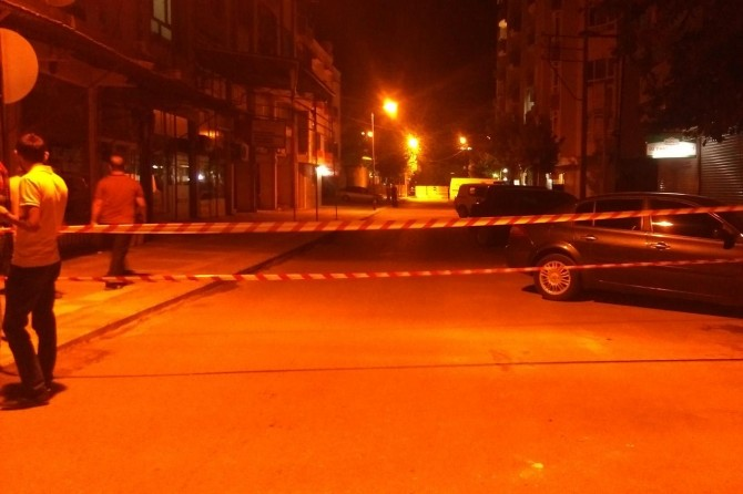 Siverek Güney Caddesinde silahlı kavga: 4 ölü, 2 yaralı