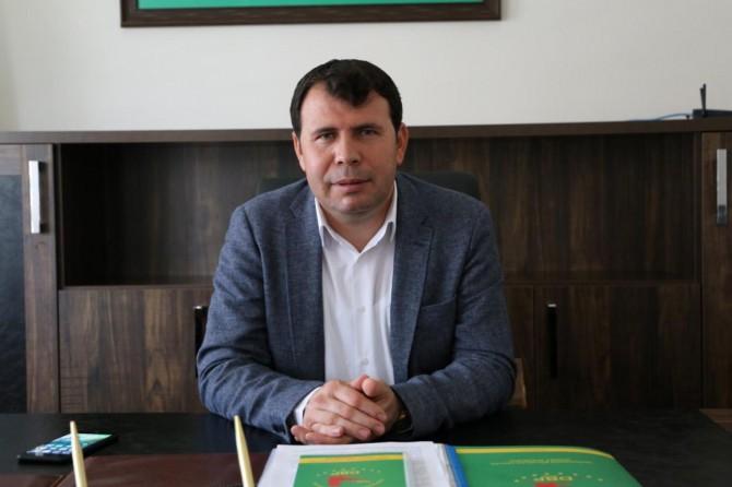 DBP Eş Genel Başkanı Mehmet Arslan gözaltına alındı