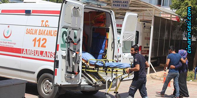 Adıyaman Kahta'da piknikte kavga: 2 yaralı