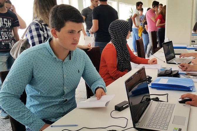 Yaklaşık 12 bin öğrenci Uludağ Üniversitesi'ni kazandı