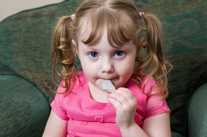 Demir eksikliği çocuklarda pika sendromuna neden olabiliyor