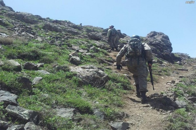 Şırnak'ta çatışma: Bir asker hayatını kaybetti