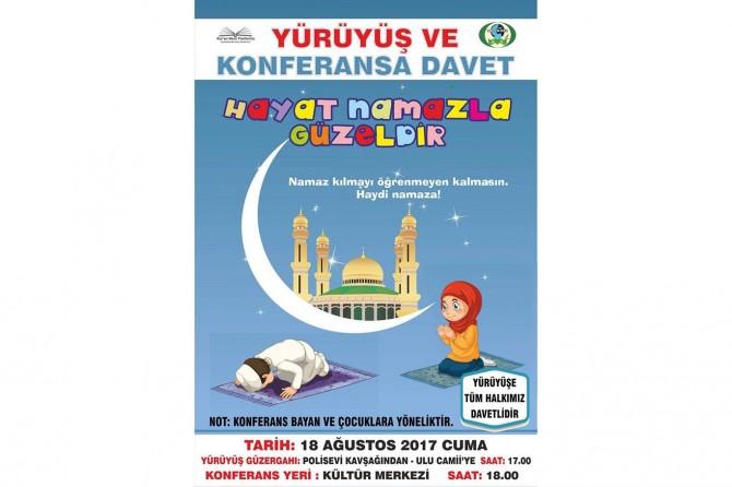 Bingöl'de 'Namaz' programına katılan çocuklar için etkinlik yapılacak