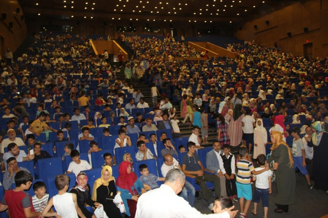 Diyarbakır'da yaz Kur'an kursları kapanış programı