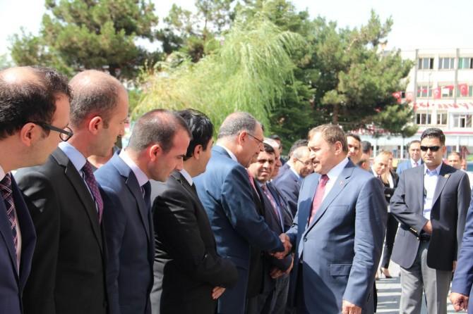Orman ve Su İşleri Bakanı Eroğlu Van'da