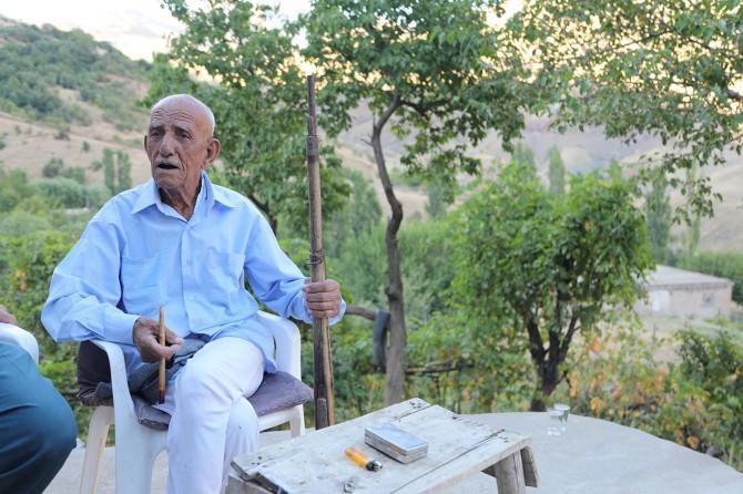 Sason İsyanının 122 yaşındaki tanığı o günleri anlattı