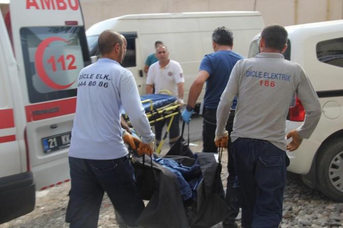 Trafoya giren genç elektrik akımına kapılarak hayatını kaybetti