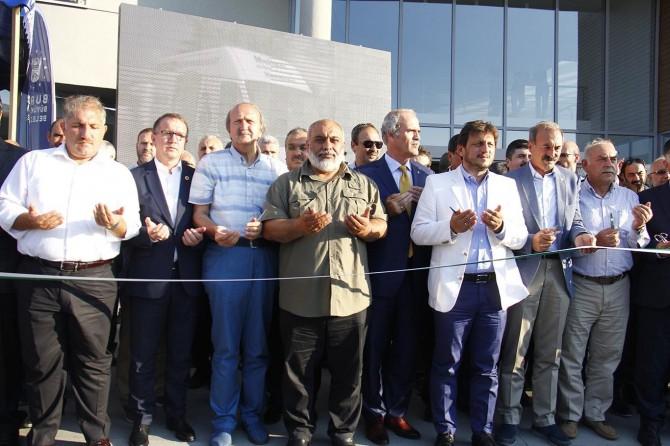 Marmara Afet Koordinasyon Merkezi açıldı