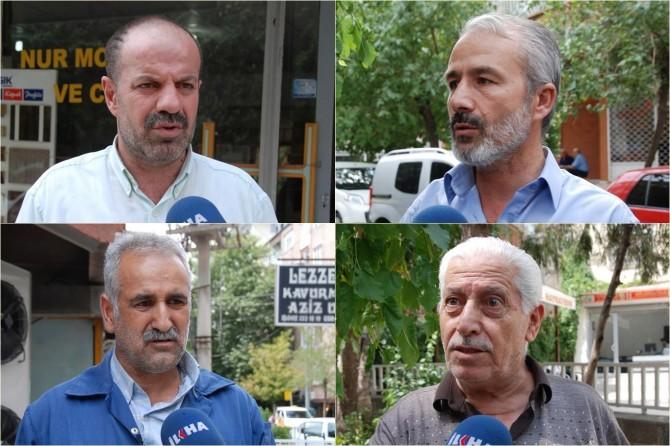 Hewadîsên diziyê Diyarbekiriyan aciz kir