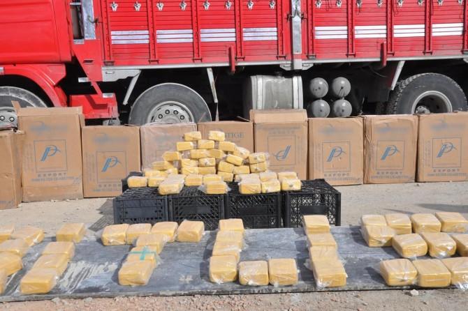 Bitlis'te 8 ayda 365 uyuşturucu ve kaçakçılık olayına müdahale edildi