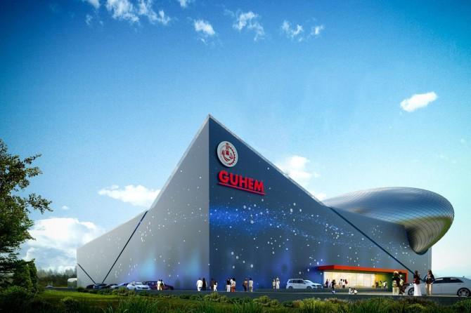 Türkiye'nin ilk uzay temalı merkezinin temeli atılıyor