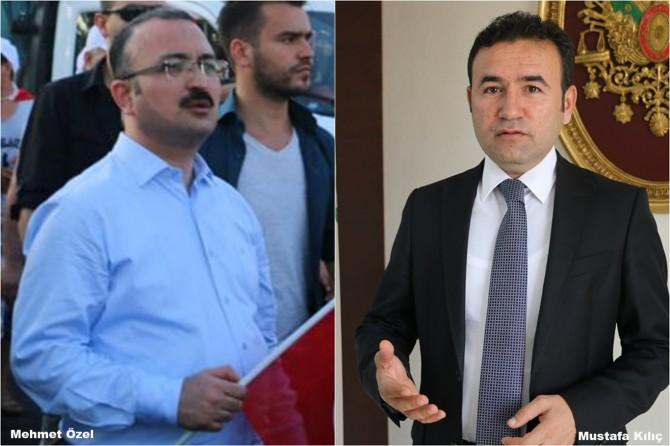 Diyarbakır'ın Kayapınar ve Yenişehir kaymakamları değişti