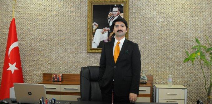 Çınar'ın yeni Kaymakamı Tunceli Vali Yardımcısı Selami Kaya oldu