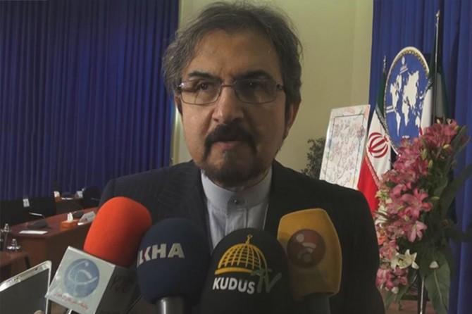 İran Dışişleri Sözcüsü: Bakıri'nin Ankara ziyareti oldukça yapıcı bir ziyaretti