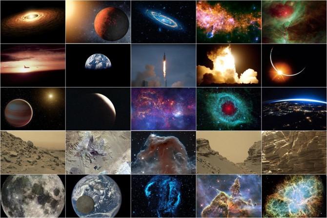NASA 140 bin veriyi kamuoyuyla paylaştı