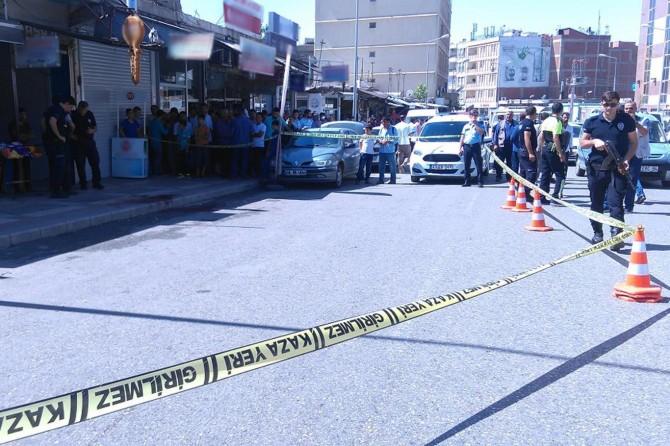 Siverek Sulu Camii önünde silahlı saldırı: 1 ölü 2 yaralı
