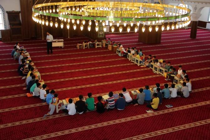 Van'da 57 bin öğrenci Kur'an öğrendi